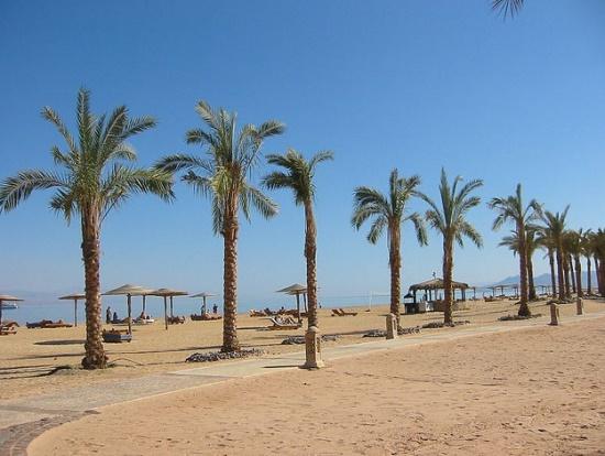 Таба, курорт в Египте