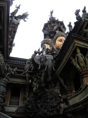 архитектура парка Нонг Нуч