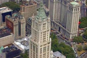 Вулворт-билдинг (Woolworth Building)