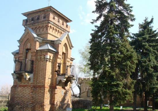 Замок Попова