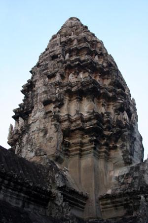 Ангкор-Ват в Камбоджи