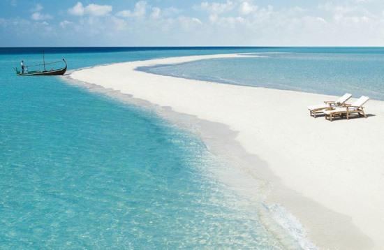 Пляжи атолла Баа