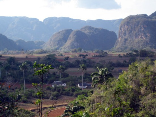 Вид на долину Виньялес