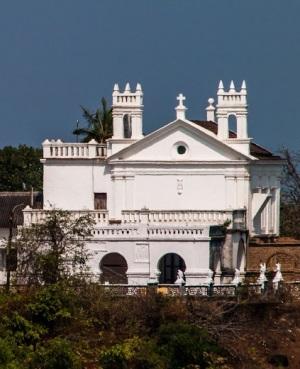 Христианская церковь на Гоа