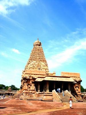 Храм Брихадешвара