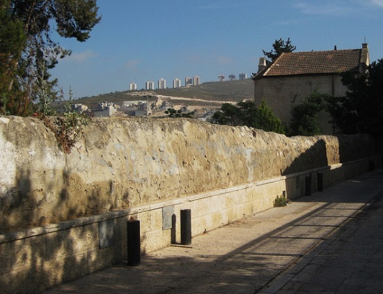 Дорога в город Кана, Израиль