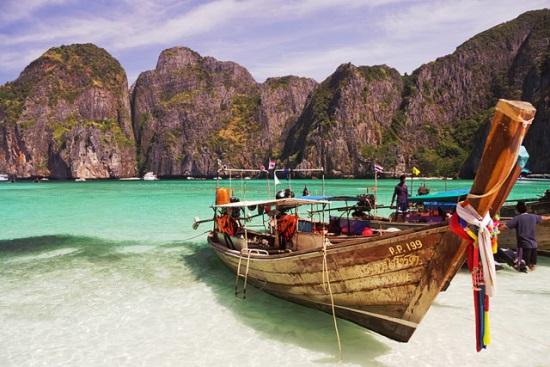 Ко-Си-Чанг, Таиланд