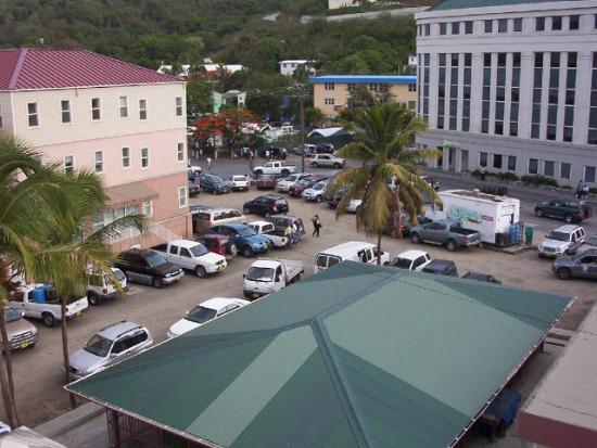 Род-Таун - столица столицей Виргинских островов