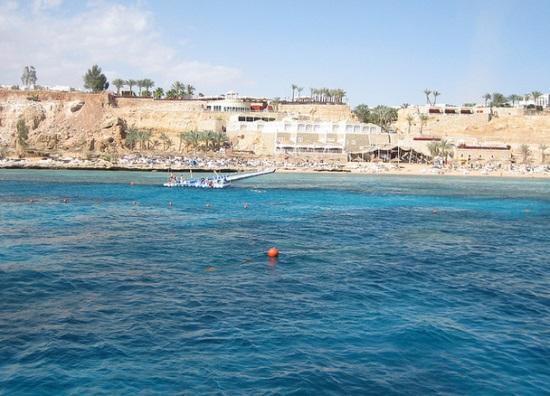 Плаж заповедника Рас-Мохаммед