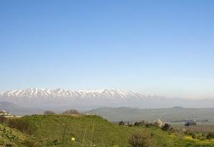 Гора Хермон