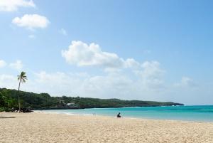 Куба, голубая вода и белые пляжи