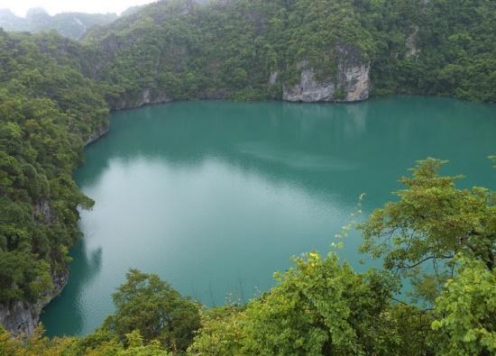 Национальный парк Ангтхонг