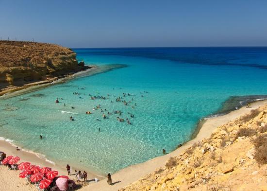 Средиземноморское побережье Египта